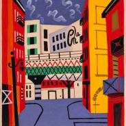 Stuart Davis – Perspective City