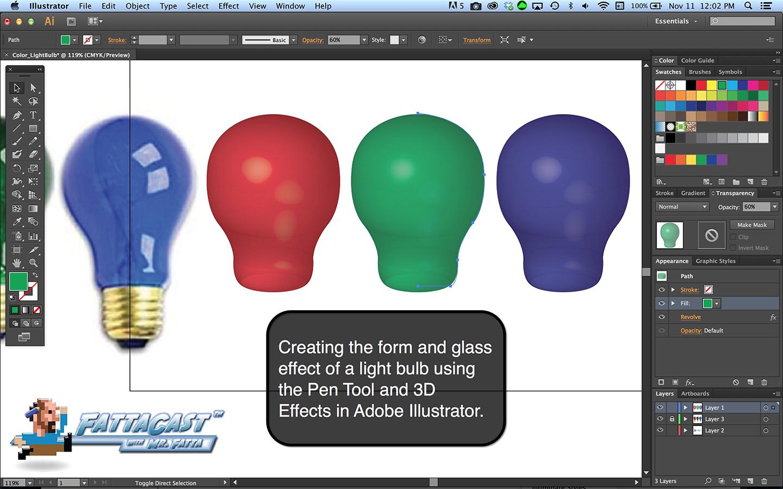 Additive Color - Bulb - Aim