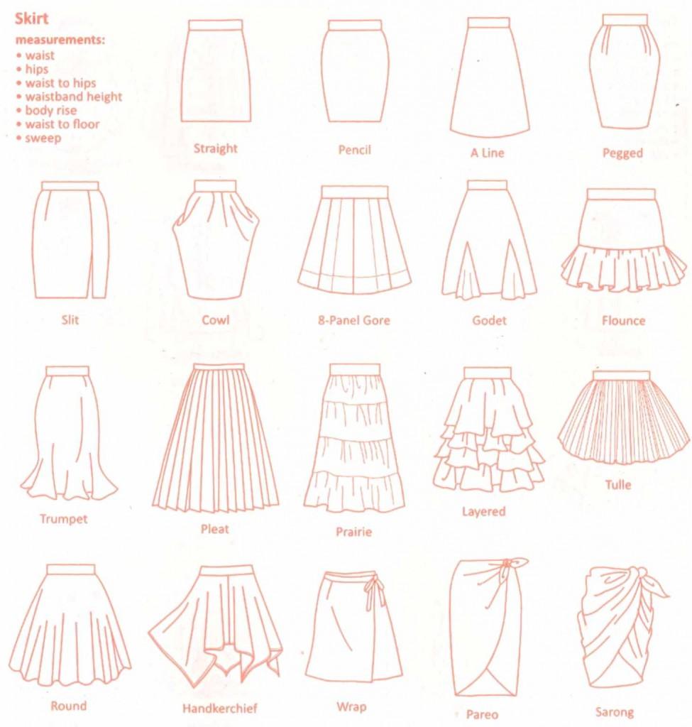 Skirt Flat