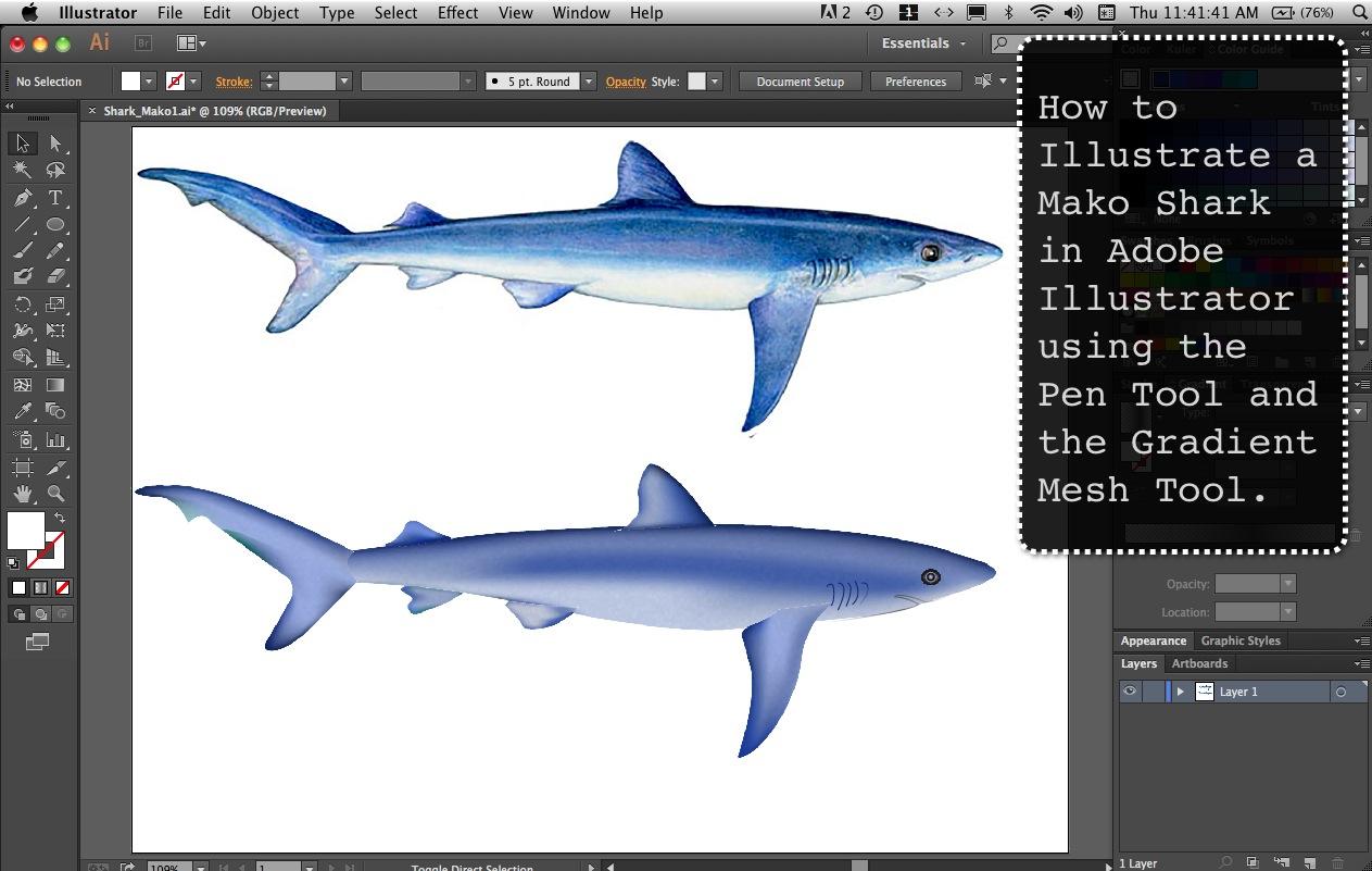 Mako Shark Aim
