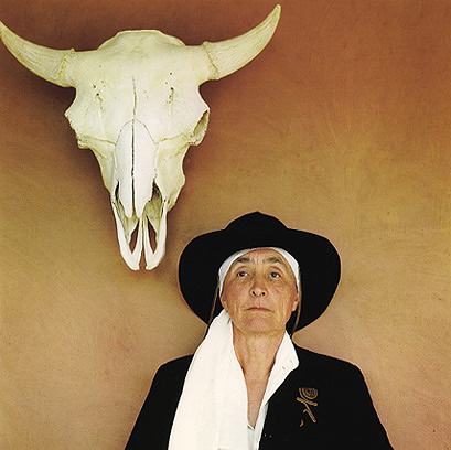 a biography of the artist georgia okeeffe Famous for her flower close-ups, it's georgia o'keeffe's paintings of the us  landscape that reveal the most about her holly williams pays the.