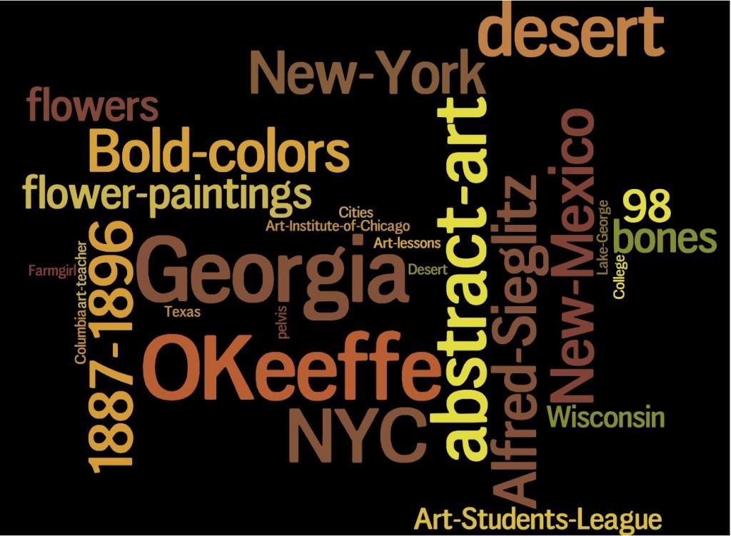 Wordle_OKeeffe
