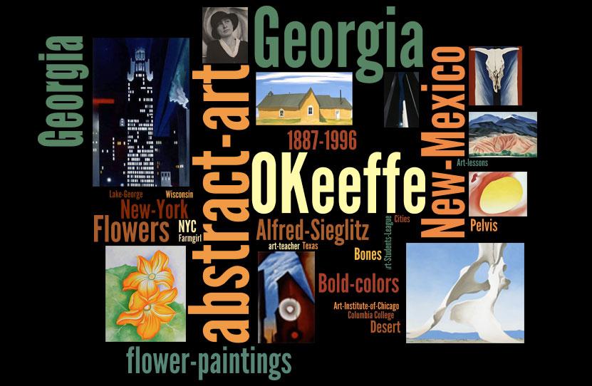 Wordle_OkeeffeArt2