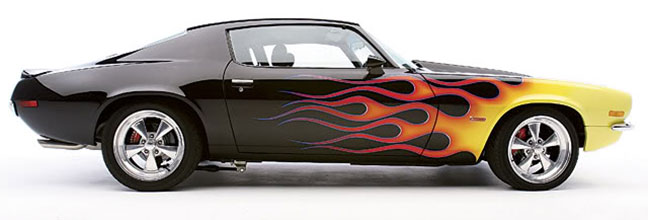 1970s Camaro