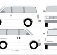 GMC Minivan