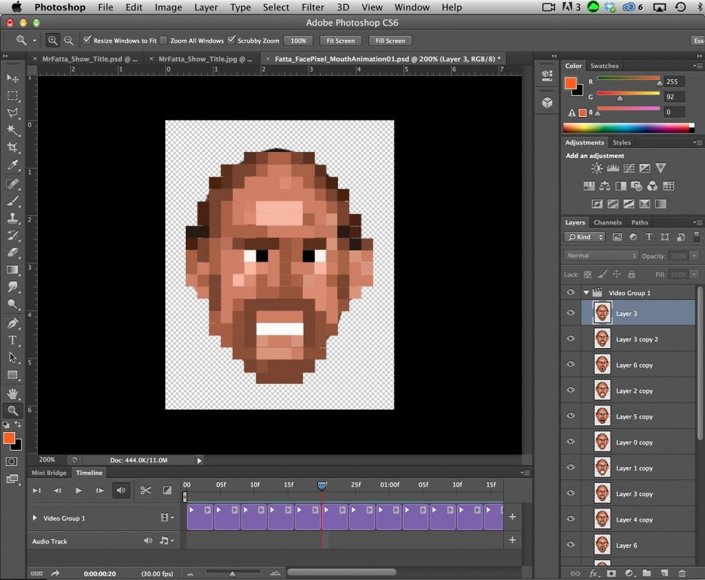 Mr. Fatta ft. Mr. Pixel