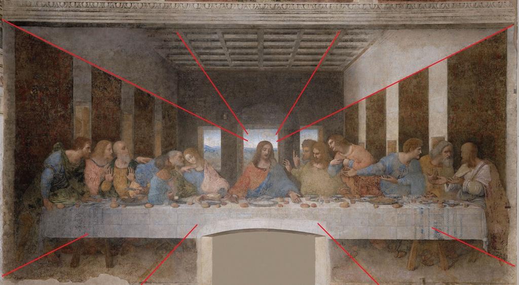 Da_Vinci_LastSupper_lines