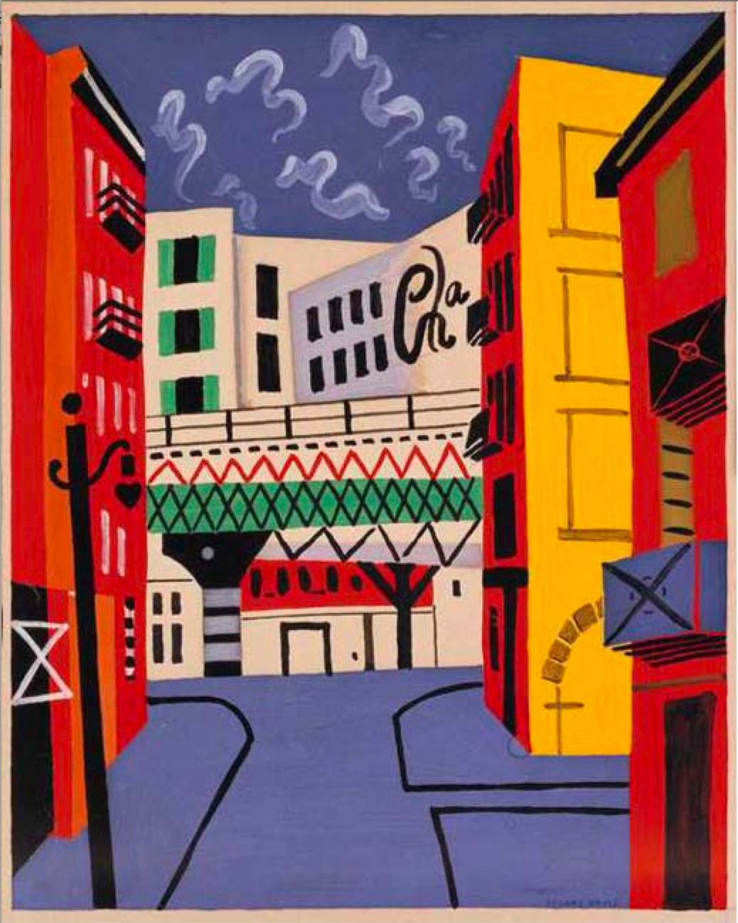 Stuart Davis New York