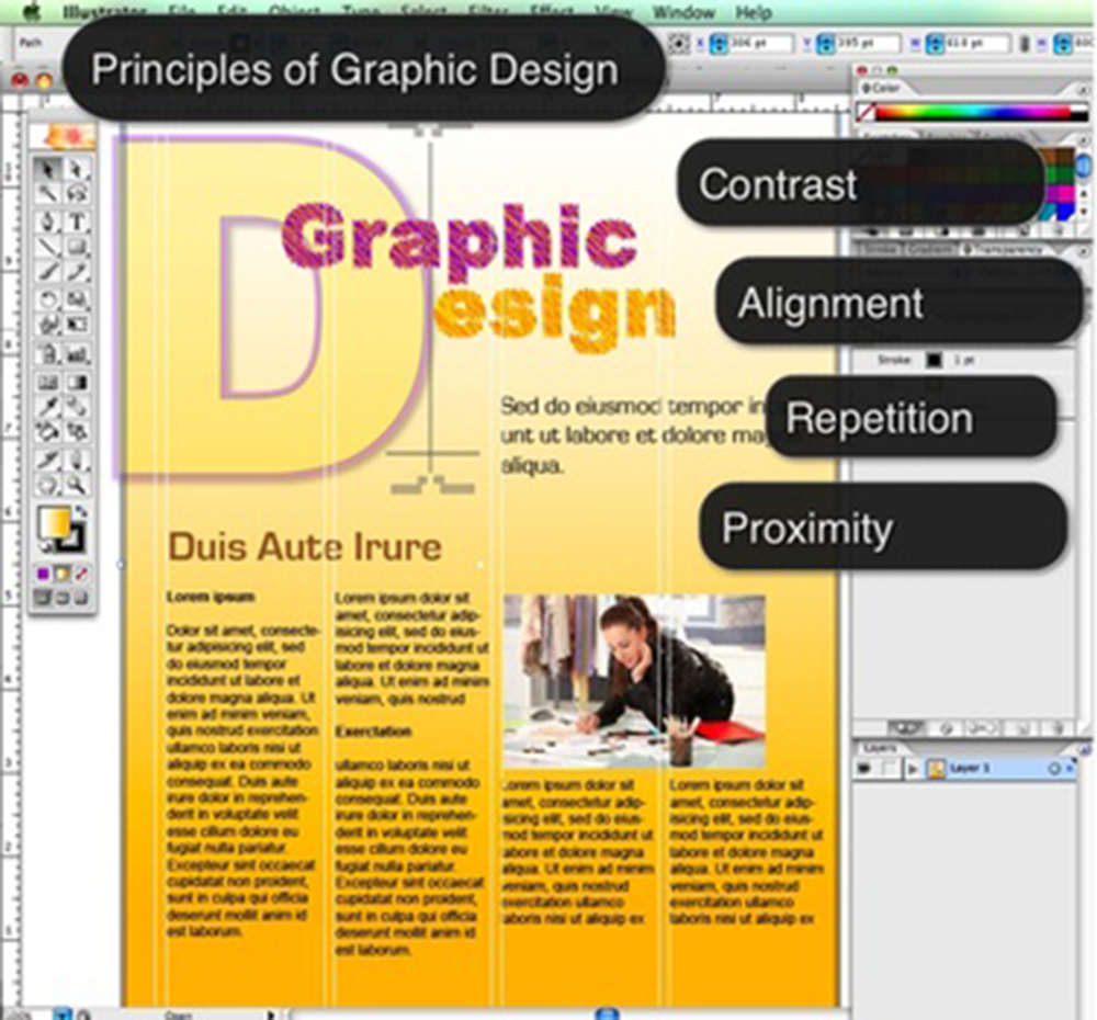 Graphic design principles pdf