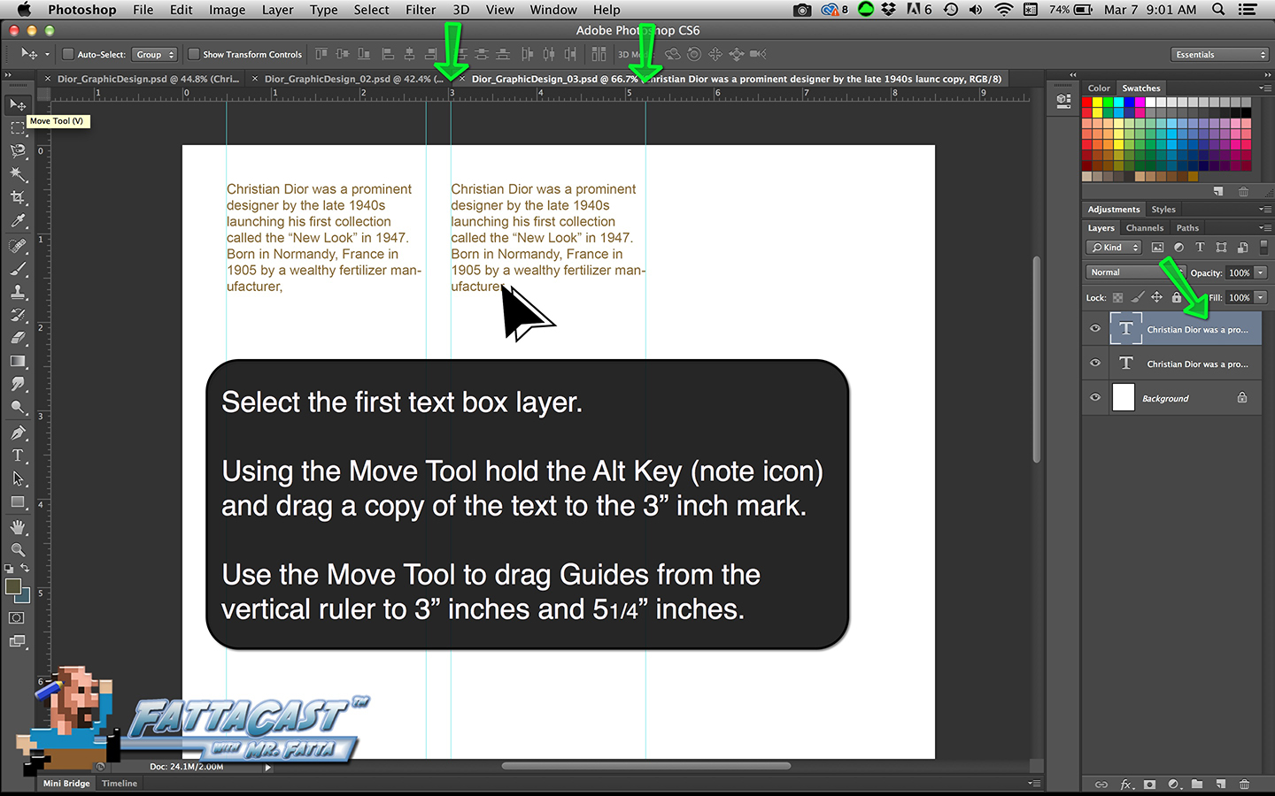 Graphic Design Step 6