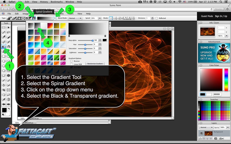 Online Tools Step 3