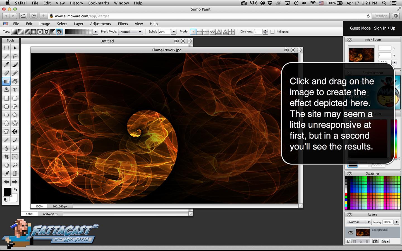 Online Tools Step 4