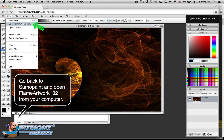 Online Tools Step 7