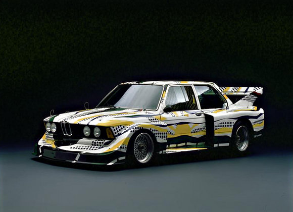 lichtenstein_BMW