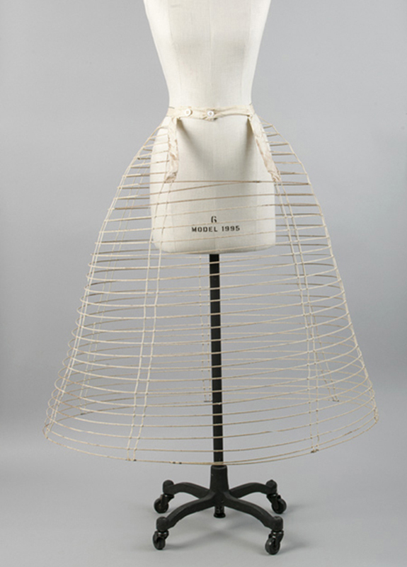 Crinoline 1860