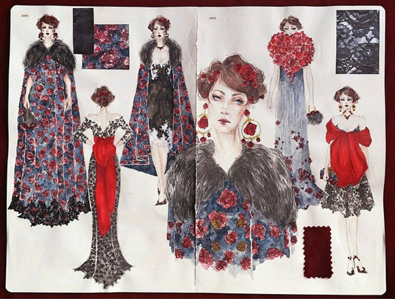 Fashion Mood Boards Mr Fatta