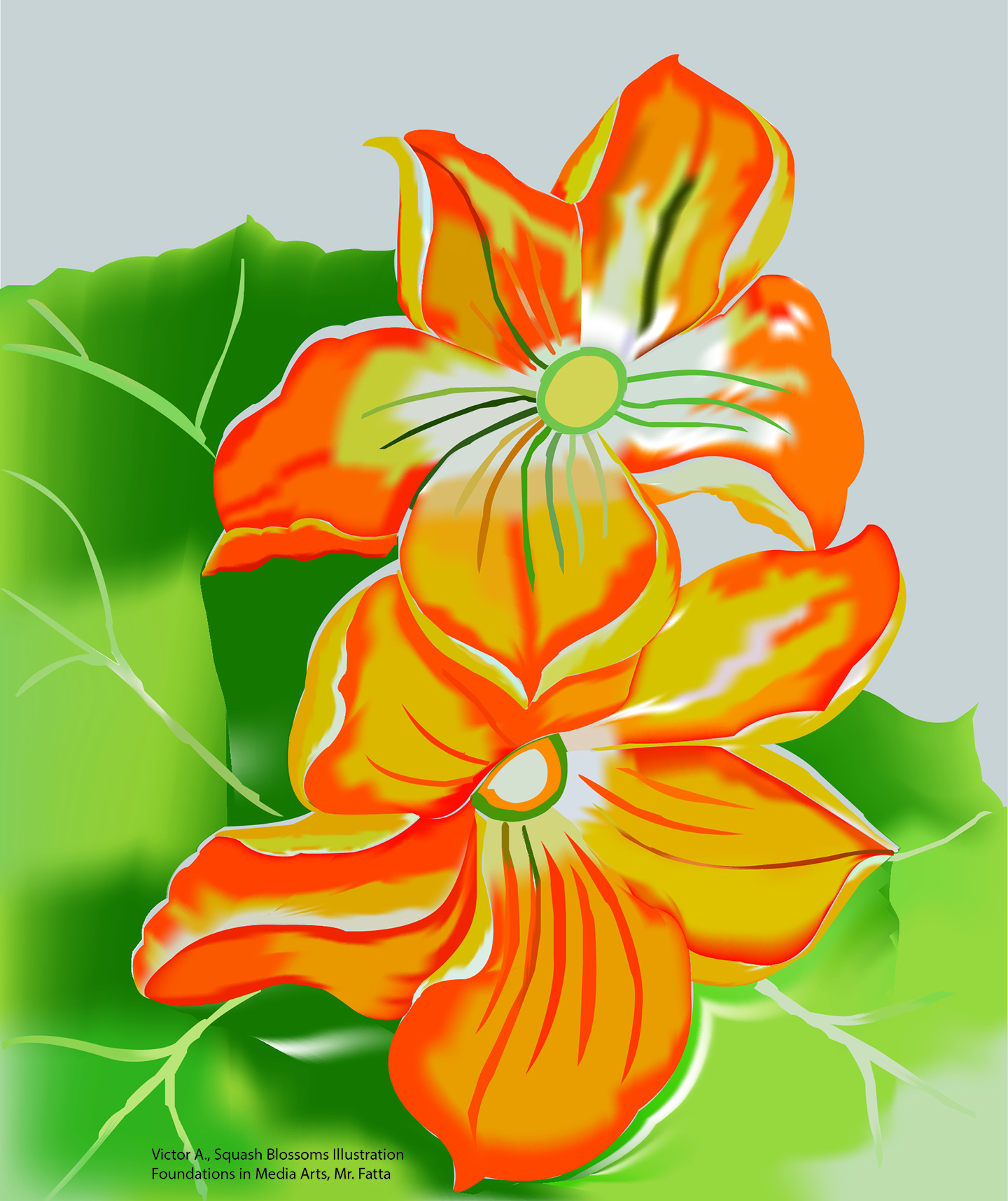 Flower_Orange_AquinoVictor