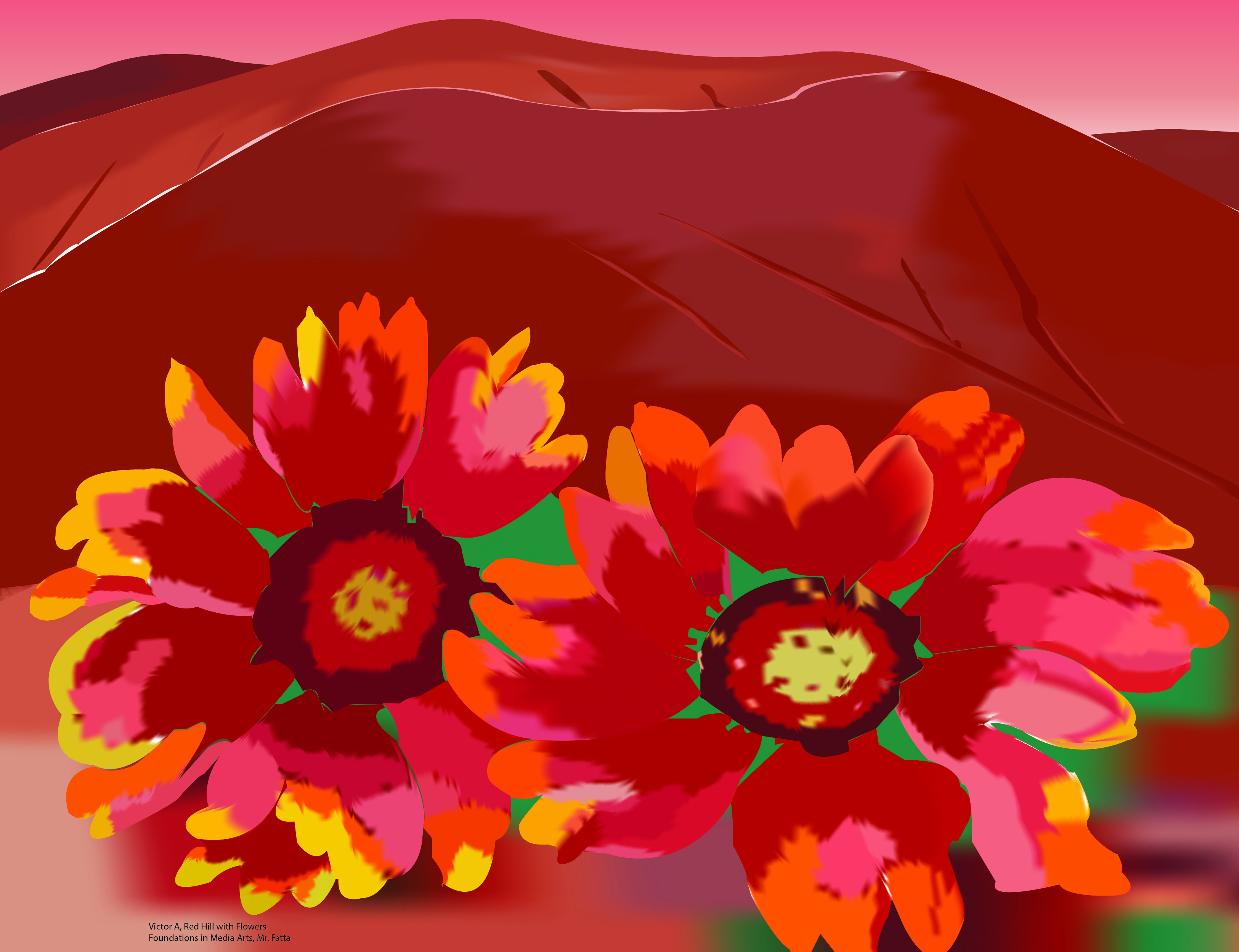 Flower_RedHills_AquinoVictor