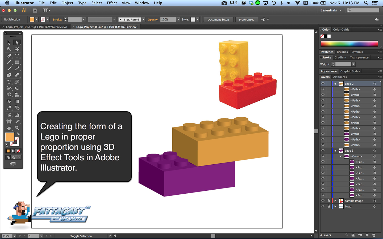 Lego Block Aim