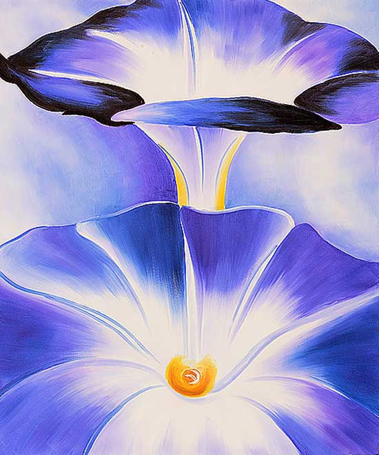 Okeeffe_morningglories