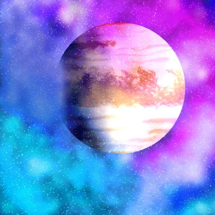 Student Venus Nebula