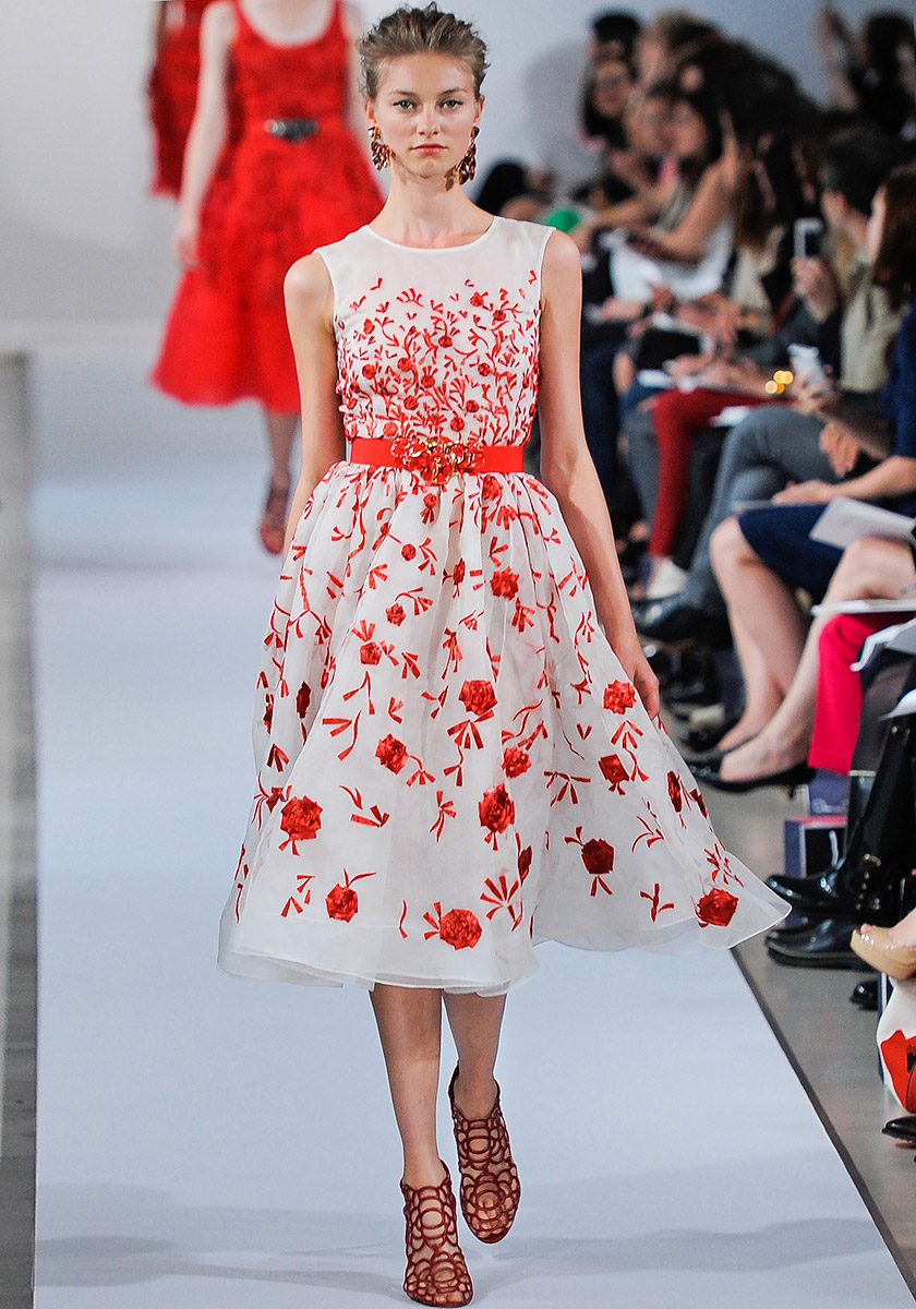 Oscar De La A Resort2017 11