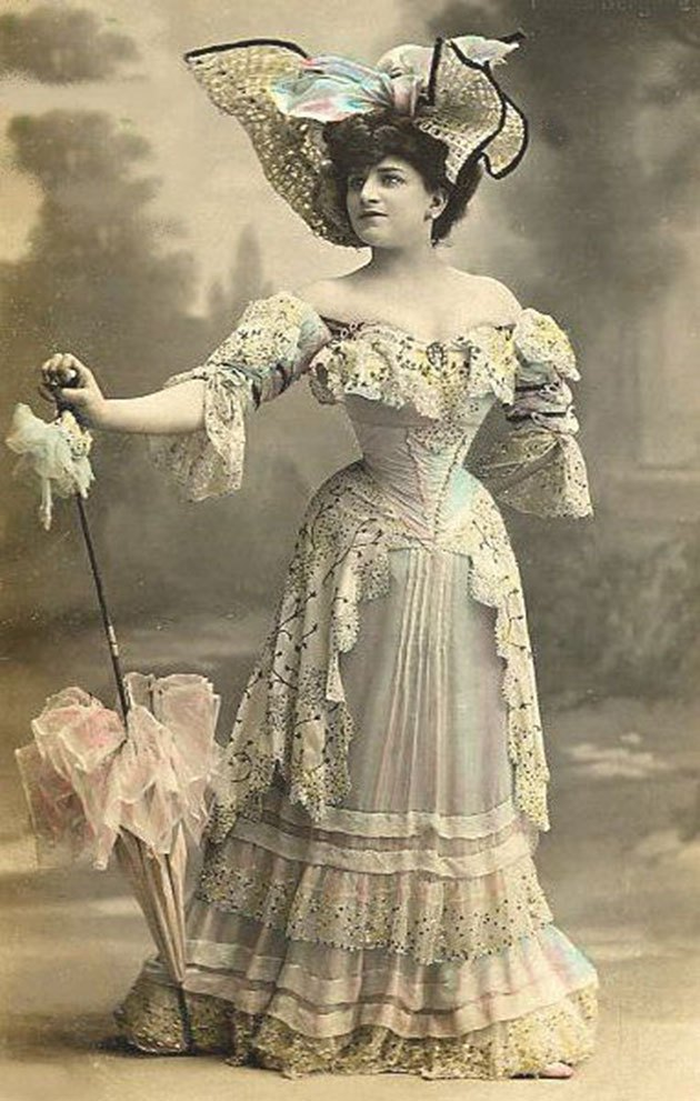 19th century fashion women 8