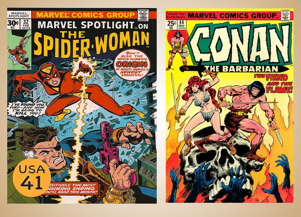 Comic Book Cover Format