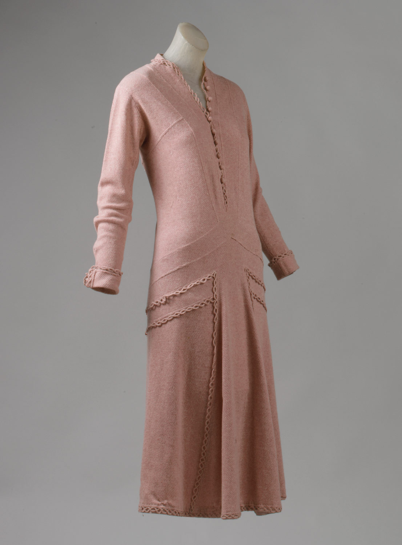 Coco Chanel, Day dress, ca. 1924